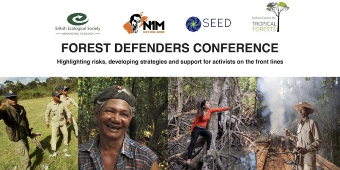 forest defenders conference